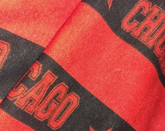 Chicago Printed Cotton Knit