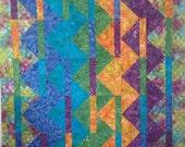 PDF Summer Breeze Quilt Pattern from Quilt Doodle Designs