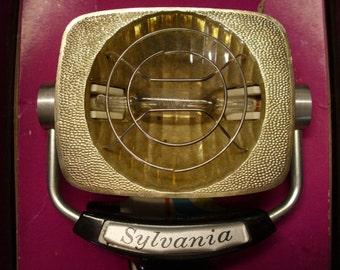 Vintage Sylvania Sun Gun Movie Light