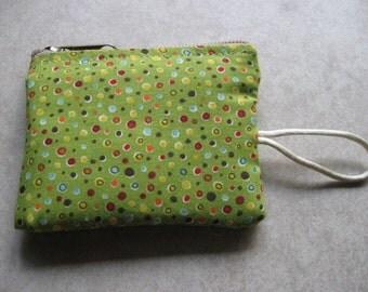 monkey on the inside mini bag