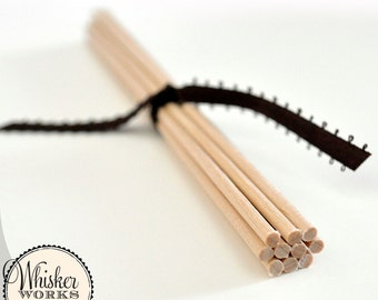 Wood Dowels - DIY Photo Booth Prop Sticks