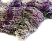 Cloak- Crochet Cape  - Summer Wrap - Beach Cover Up - Seaside Wrap - Crochet Beach Wrap