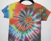 Toddlers Tie Dye T Shirts
