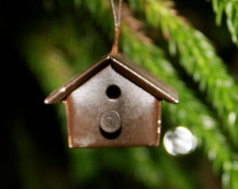 Our Variety of Bird Houses!