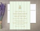 Wedding Invitations Pineapple Plantation