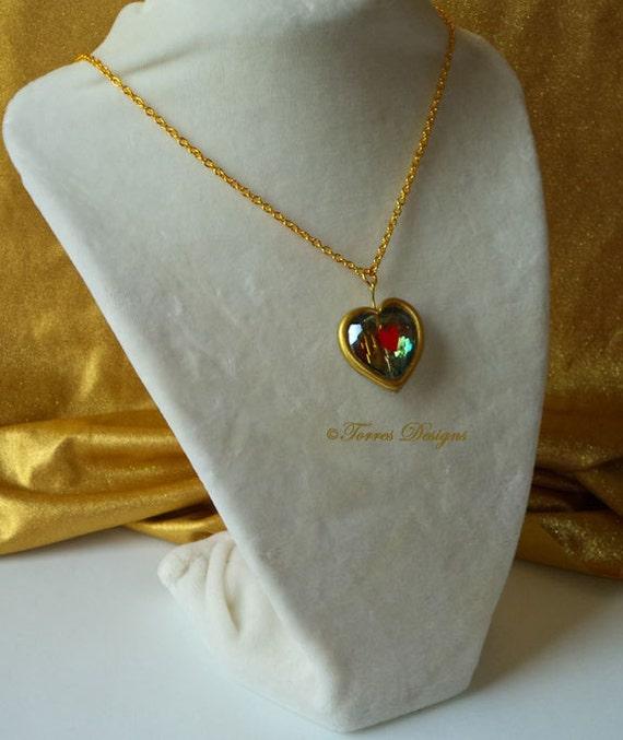 Princess Zelda Jewelry: Unavailable Listing On Etsy