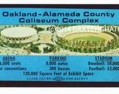 Magnet - Oakland Coliseum Complex
