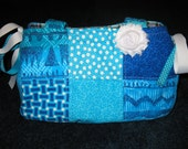 Stylish Handmade Quilted Purse