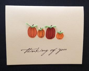 Pumpkin Family Card Pack