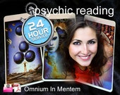 PSYCHIC READING - FAST Clairvoyant Medium 24hr - Email with Pdf