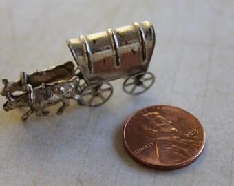 Wee tiny wagon train chippy shabby