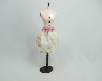 Handmade outfit for Blythe doll skirt D-2