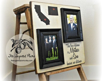 Mother of the Groom Gift, Mother of the Groom Frame, Father of the Bride, Parent Wedding Thank you Gift, 16x16