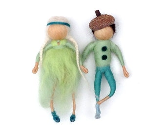 Poppy & Poivre - Fairy pair
