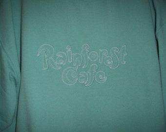 Vintage Rainforest Cafe Sweatshirt, by Nanas Vintage Shop