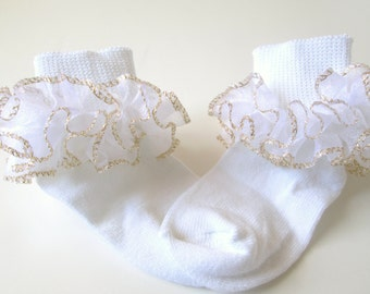 Special Listing for Jocelyn Green 5 Pairs of Newborn Socks