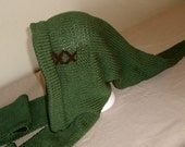 Scoodie, elven hat, loz, green scoodie, hooded scarf