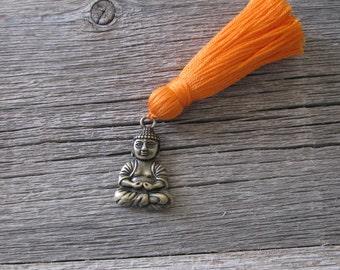 Pocket Buddha Amulet, Good Luck Charm,Talisman, Buddha