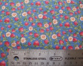 Strawberry fabric
