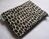 Rockland  Zippered Reusable Snack Bag by GoSewEco