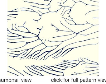 C310 Rolling Mill (Fractal Lines I) Low relief  Rollerprint pattern