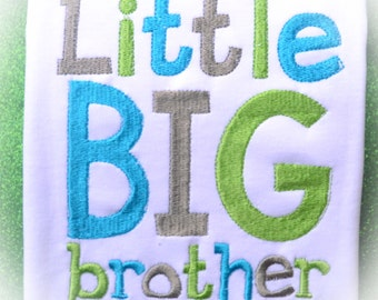 Little Big Brother Boutique Shirt