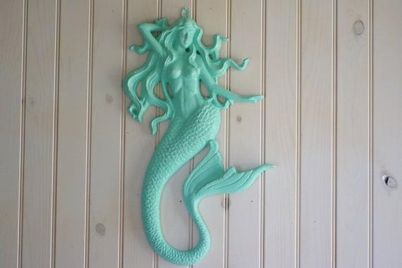 Mermaid Wall Decor Little Mermaid Mermaid by ...