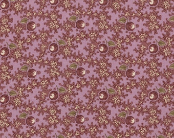 Plum Sweet - Candied Plums in Lilac by Blackbird Designs for Moda Fabrics