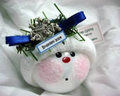 Baby Ornament Noah's Ark Christmas Townsned Custom Gifts Personalized Name Year Tag Sample Option