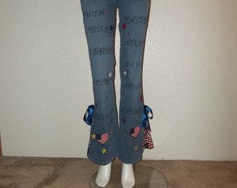 Patriotic Jeans