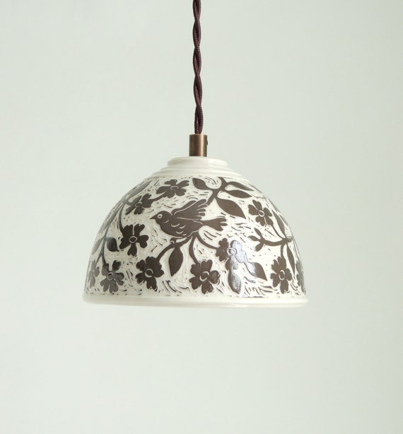 Hand Painted Porcelain Chandeliers
