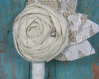 Boutonniere SALE - Boutonniere - wedding boutonniere - rustic wedding - groom - groomsmen - wedding sale