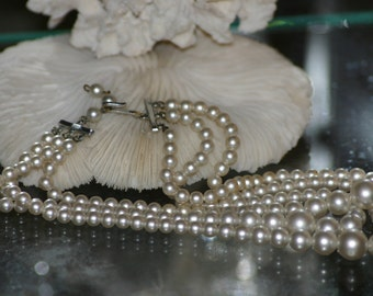 vintage pearls japan Pearl Necklace Pearl Jewelry