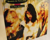 "Babes in Toyland The Peel Sessions 1992 Riot Grrrl  10"" vinyl lp record"