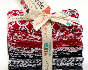 Weeds Fat Eighths Bundle by Me and My Sister Designs for Moda - Last One Remaining!