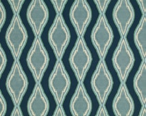 Diamond in Slate IMPRESSIONS PWTY048 - Ty Pennington Fabric - By the Yard
