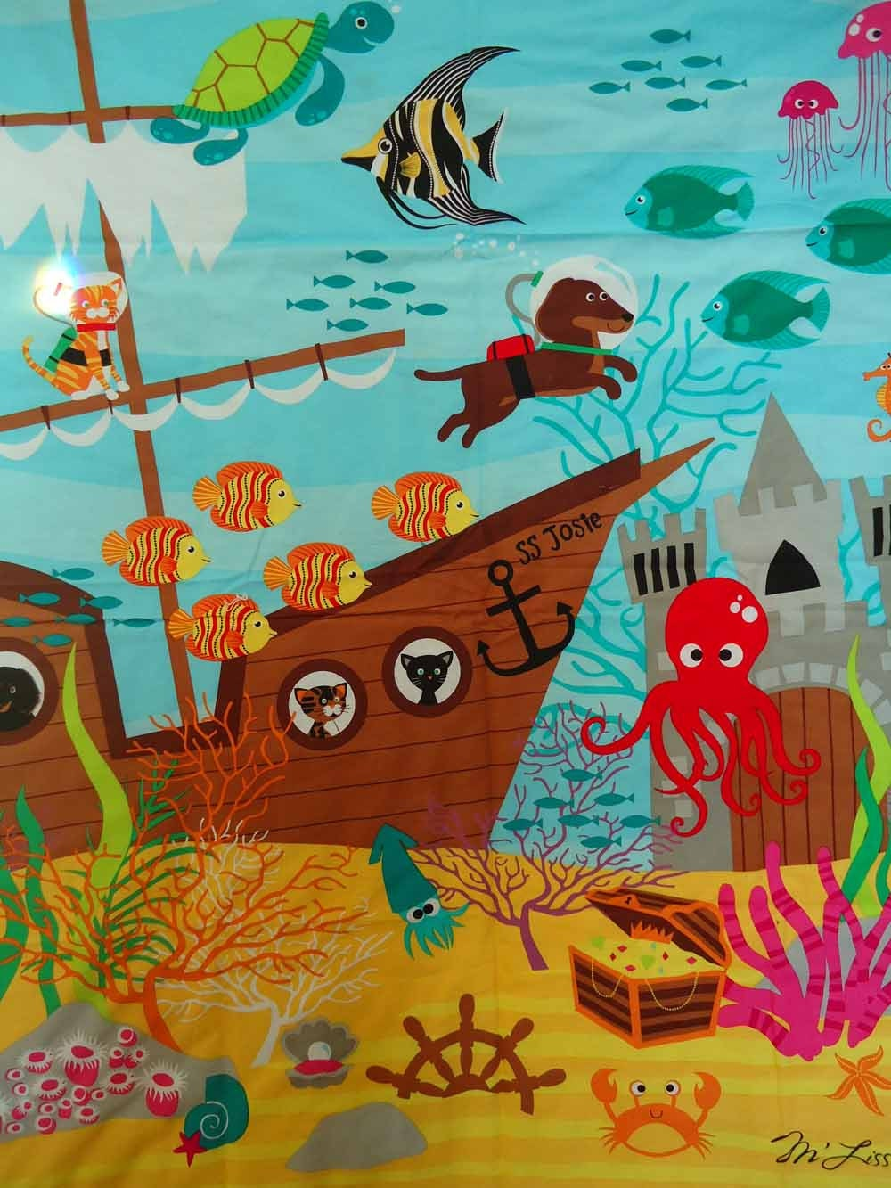 Classroom Ideas For Under The Sea ~ Teacher classroom banner decor under the sea josie s
