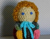 6th Doctor Doll (Doctor Who)