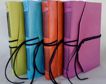 Softcover Leather Photo Album