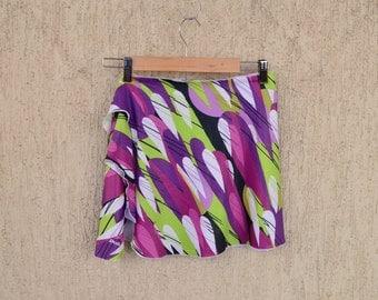 Vintage Beach Skirt , size S-M-L