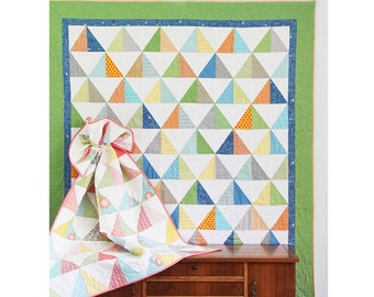 To the Point Pattern designed by Cluck Cluck Sew
