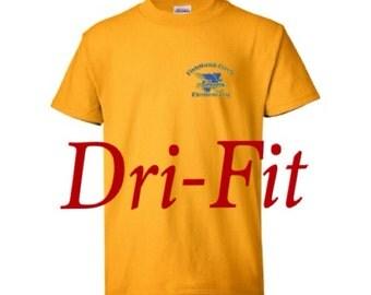 FishHawk Creek Elementary Uniform Dri-Fit T-Shirt YOUTH & ADULT 4 Colors to Choose From