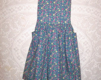 Vintage Lands' End Dress - Girls' Size 10