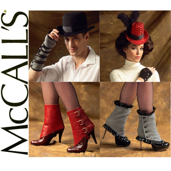 Items similar to Steampunk Cosplay Pattern McCalls M6975 ...