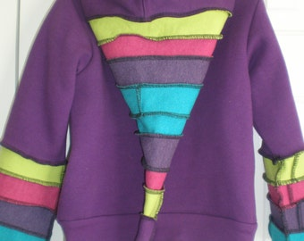 toddler Elf hoodie elf toddler sweatshirt elf Style zip front hoodie sweatshirt TODDLER hoodie 5T
