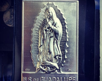 Our Lady of Guadalupe Pocket Prayer