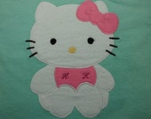 Hello Kitty Baby / Toddler Bib Made to Order