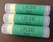 Creme de Menthe Lip Love - Natural Lip Balm