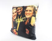 PERSONALIZED PILLOW CASE - Great Christmas Gifts- Custom Pillows that can include any sayings,pictures etc..