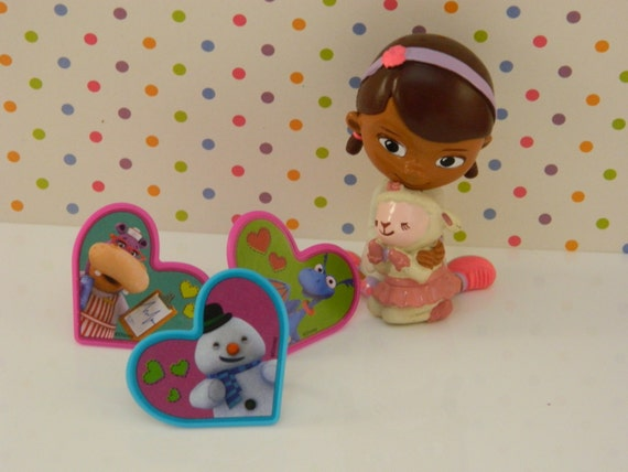 Doc Mcstuffins Cake Decorating Kit : Doc McStuffins Cake Topper Kit Decoration Top